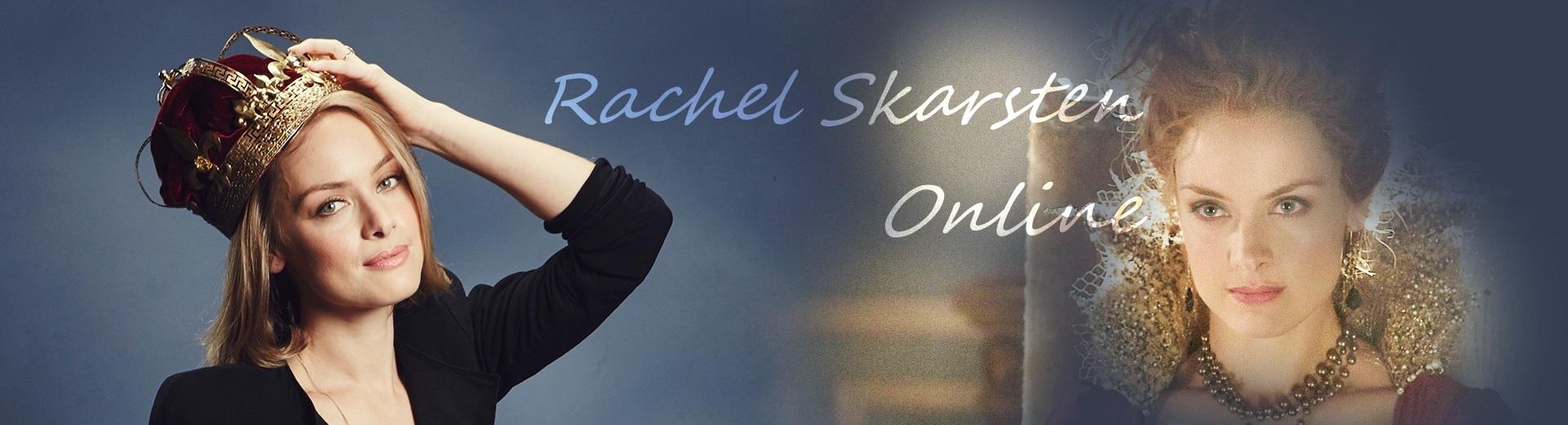 Rachel Skarsten Online Forum